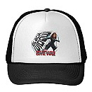 Black Widow Trucker Hat: Captain America: Civil War - Create Your Own