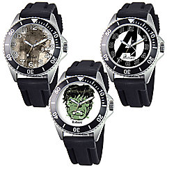 Marvel Stainless Steel Sport Watch for Men - Create Your Own