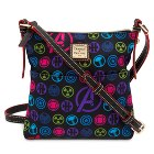 Marvel's Avengers Nylon Letter Carrier Bag by Dooney & Bourke