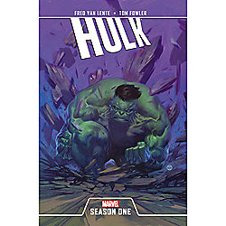 Hulk: Season One Book
