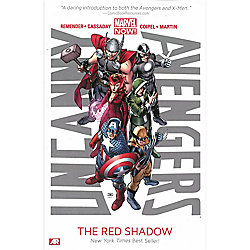 Uncanny Avengers Volume 1: The Red Shadow