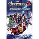 The Avengers Reading Adventures Book