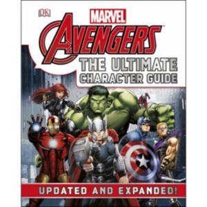 Marvel's Avengers: The Ultimate Character Guide Book 7741055951539P