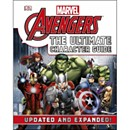 Marvel's Avengers: The Ultimate Character Guide Book