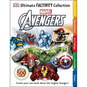 The Avengers: Ultimate Factivity Collection Book 7741055951564P