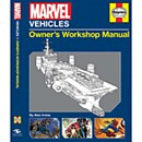 Marvel Vehicles Owners Workshop Manual Book