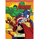 Marvel's the Avengers: Thor's Last Stand Volume 4 DVD