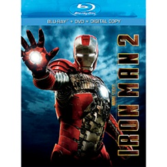 Iron Man 2 Blu-ray Combo Pack