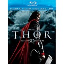 Thor Blu-ray 3-D Combo Pack