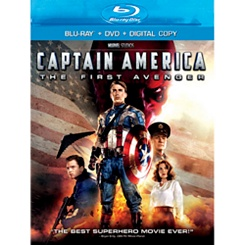 Captain America: The First Avenger Blu-ray Combo Pack
