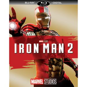 Iron Man 2 Blu-ray + Digital Copy 7745055552390P